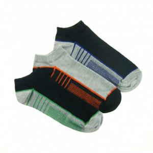 Pánské ponožky 3pcs CSM170-096 vícebarevná - Moraj vícebarevná 35-38