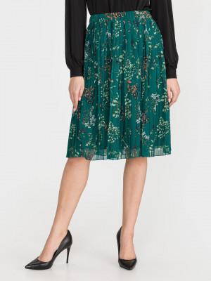 Julie Sukně Vero Moda Zelená
