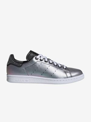 Boty adidas Originals Stan Smith W Stříbrná