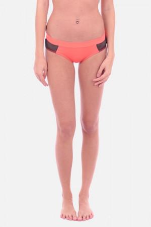 Calvin Klein Plavky Hipster Hot Coral Spodní Díl