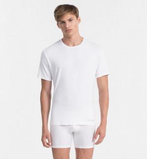 Calvin Klein Triko Edge White