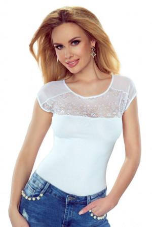 Dámské triko Marita bílé