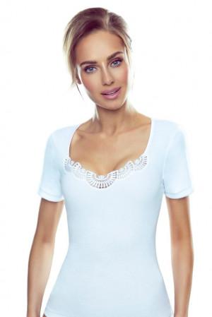 Elegantní triko Roxana bílé