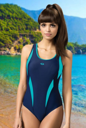 Jednodílné sportovní plavky Aqua III