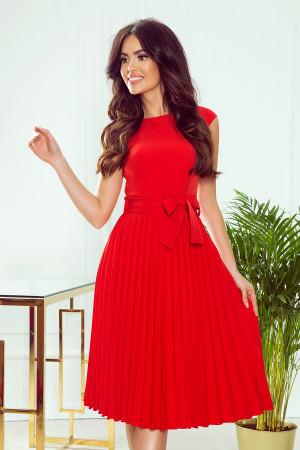 Dámské šaty  311-1 Lila