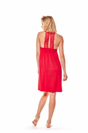 Henderson Ladies Maggie 36159-33X červená Noční košilka L červená