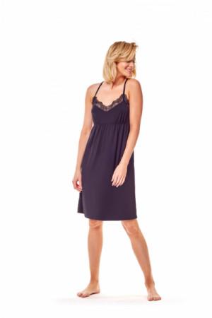 Henderson Ladies Maggie 36159-99X černá Noční košilka L černá