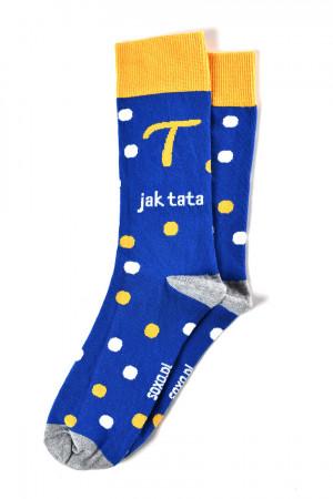 Ponožky SOXO - T JAK TATA (