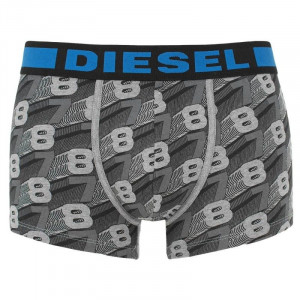 Pánské boxerky 00CIYK-0CATG- Diesel šedá