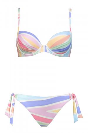 Dámské dvoudílné plavky 5380/803/ - Maryan Mehlhorn barevný tisk