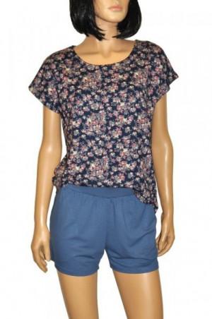 De Lafense 467 Mia Dámské pyžamo S jeans