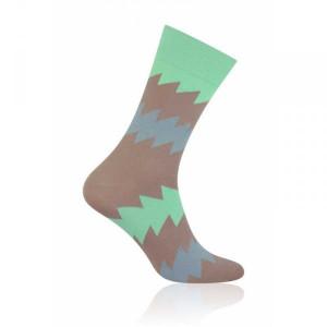 More Casual  079 Pánské ponožky 43-46 béžová