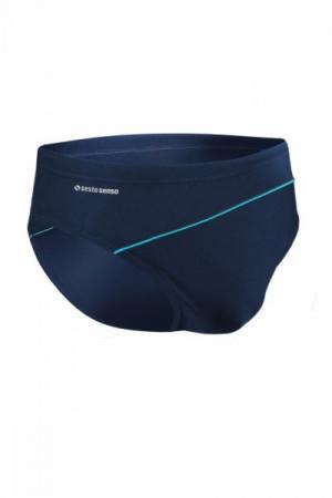 Sesto Senso BD 413 tmavě modrý Pánské plavky XL tmavě modrá