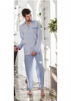 Luna 780 4XL Pánské pyžamo 4XL Mix