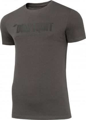 Pánské tričko 4F TSM074 Šedé