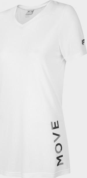 Dámské tričko 4F TSD005 Bílé
