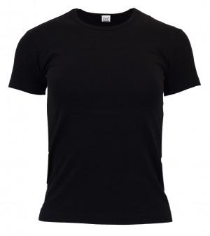 Dámské tričko T-shirt - Envie černá