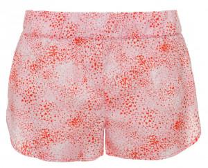 Dámské pyžamo QS6479E-SPN růžovobílá - Calvin Klein růžovo-bílá