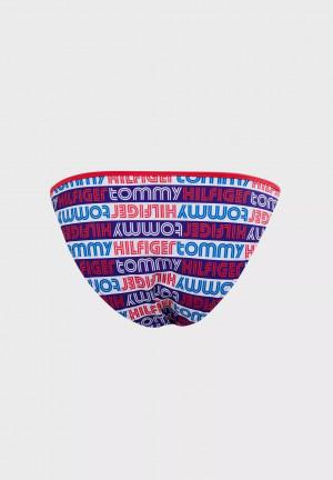 Spodní díl dámských plavek UW0UW02143-0G2 vícebarevná - Tommy Hilfiger vícebarevná