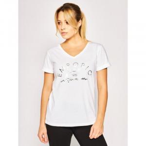 Dámské tričko 164334 0P291 00010 bílá - Emporio Armani bílá