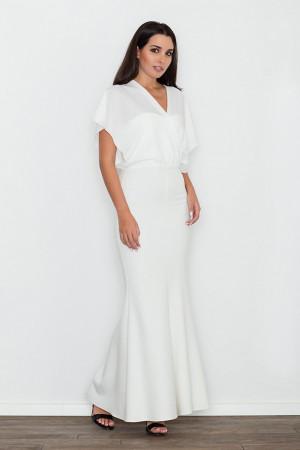 Dámské šaty 111034 - Figl ecru