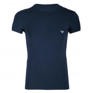 Pánské tričko 111341 0P511 00135 tmavěmodrá - Emporio Armani tmavě modrá