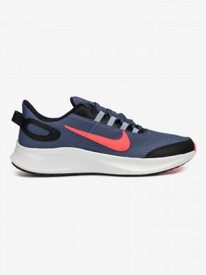 Run All Day 2 Tenisky Nike Modrá