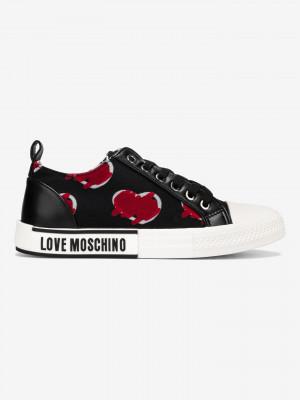 Tenisky Love Moschino Černá
