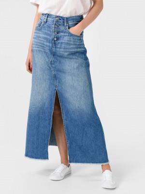 Mirabelle Sukně Pepe Jeans Modrá
