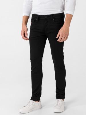 Sleenker-X Jeans Diesel Černá