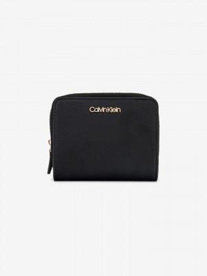 Peněženka Calvin Klein Černá