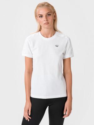 Triko adidas Originals Bílá