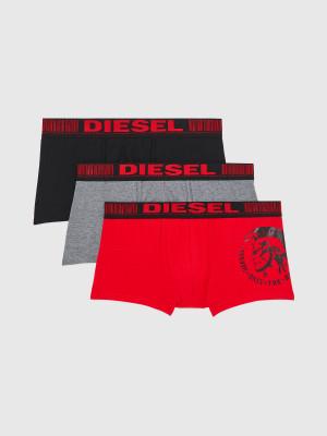 Pánské boxerky 3pcs 00ST3V-0IAYE-E5120 vícebarevná - Diesel vícebarevná