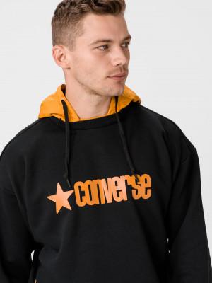 Mikina Converse Černá