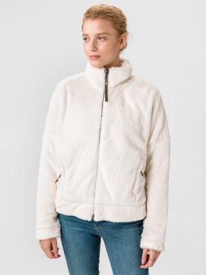 Bundle Up™ Full Zip Fleece Bunda Columbia Bílá