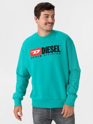 Division Mikina Diesel Modrá