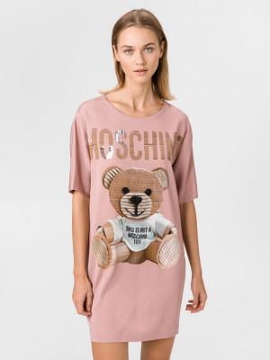 Šaty Love Moschino Růžová