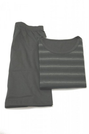 Cornette 338/05 Pánské pyžamo 2XL šedá