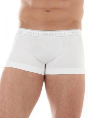 Brubeck BX 10050A Pánské boxerky L bílá
