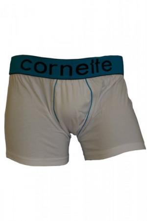 Cornette High Emotion 508/01 Pánské boxerky L bílá