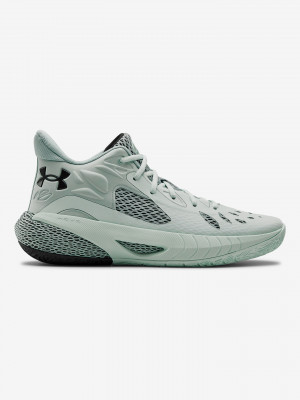 HOVR™ Havoc 3 Basketball Tenisky Under Armour Šedá