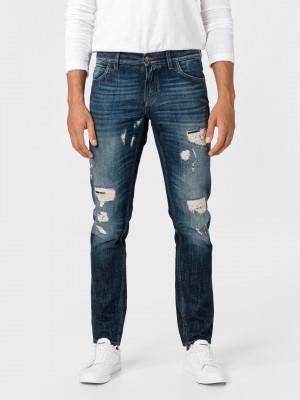 Jeans Dolce & Gabbana Modrá
