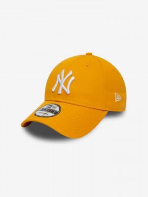 New York Yankees MLB League Essential 9Forty Kšiltovka New Era Žlutá