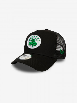 Boston Celtics NBA Dark Base Team 9Forty Kšiltovka New Era Černá