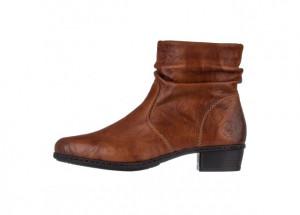 Kotníčková obuv RIEKER Y0753-22