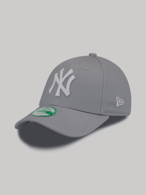 Kšiltovka New Era 940K MLB League Basic NEYYAN Šedá