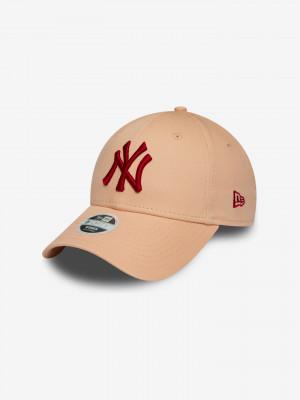 New York Yankees League Essential 9Forty Kšiltovka New Era Růžová