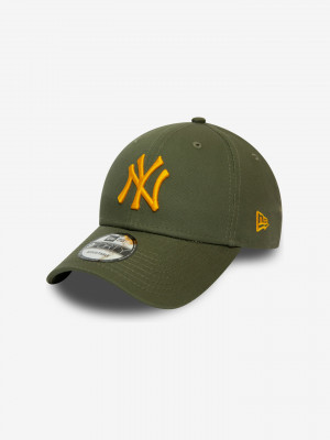 New York Yankees MLB League Essential 9Forty Kšiltovka New Era Zelená