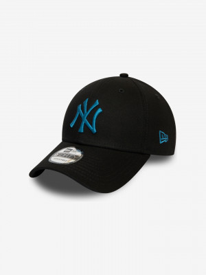 New York Yankees MLB League Essential 9Forty Kšiltovka New Era Černá