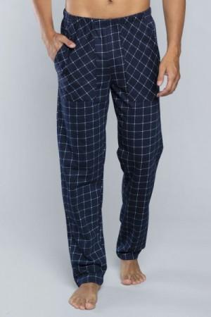 Italian Fashion Błażej Pyžamové kalhoty 2XL tmavě modrá